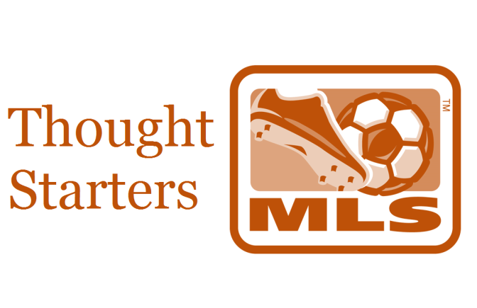 Thought Starters: Popularizing Major League Soccer